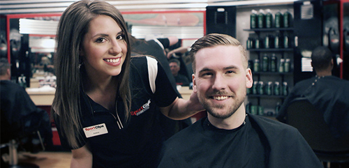 Sport Clips Haircuts of Coralville Haircuts