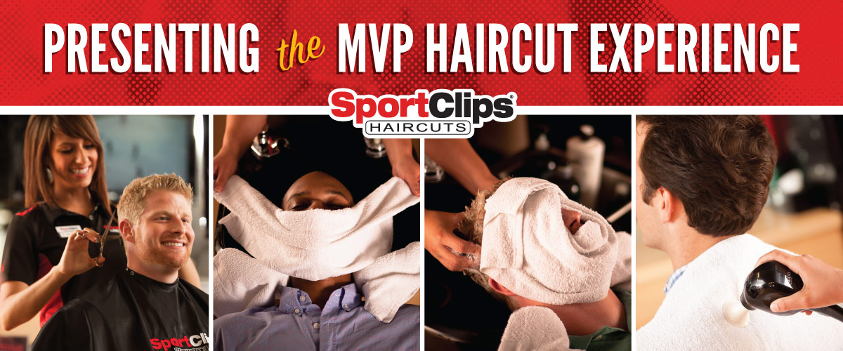 The Sport Clips Haircuts of Coralville MVP Haircut Experience